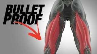 Hamstring Exercise WITHOUT Weights - BULLETPROOF YOUR HAMSTRINGS!