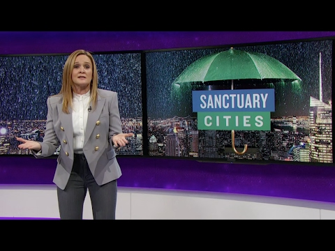Donald and the Terrible Horrible No Good Very Bad Sanctuary Cities TBS