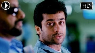 Surya Son of Krishnan Movie - Surya Crying At Airport Scene