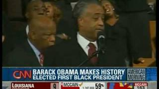 Obama Makes History As First Black President: Reactions From Chicago, NYC, DC, Kenya, Atlanta