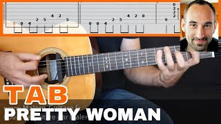 Oh, Pretty Woman Guitar Tab
