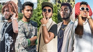 If 2017 Rappers Were Indian
