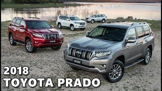 2018 Toyota Prado Family //Detailed Look//