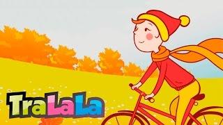 Toamna bobocilor - Cântece de toamnă pentru copii | TraLaLa