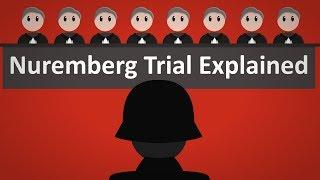 Nuremberg Trial Explained in 17 Minutes