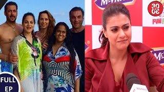 Salman & Iulia Get Cozy In Maldives | Kajol's Shocking Reaction When Asked About Karan's Babies