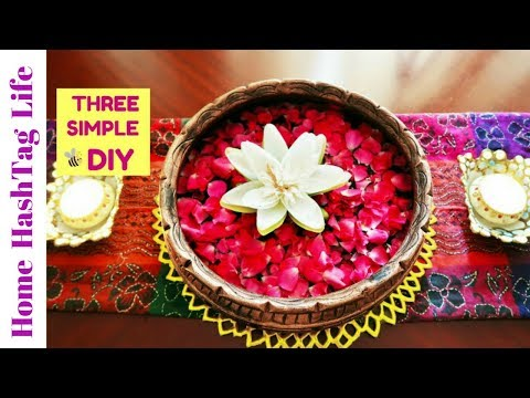Xxx Mp4 Diwali Home Decor Ideas Amp 3 Simple Easy DIY Home HashTag Life 3gp Sex