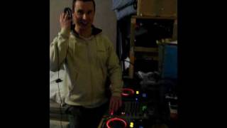 DJ Rich in the mix