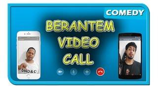 9 Gaya Berantem Lewat Video Call