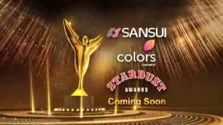 SANSUI COLORS STARDUST AWARDS: COMING SOON