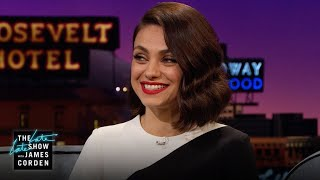 Mila Kunis Bailed on World Series Game 7 for James