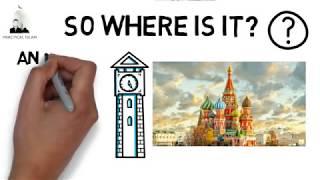 MUSLIM ALLIANCE WITH RUM RUSSIA Sheikh Imran Hosein Animated