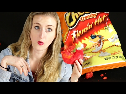 Xxx Mp4 People Try Hot Cheetos Bagels 3gp Sex