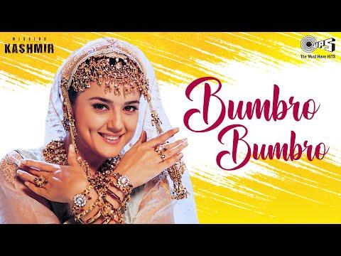 Bumbro Bumbro Mission Kashmir Hrithik & Preity Shankar Mahadevan Jaspinder & Sunidhi Chauhan