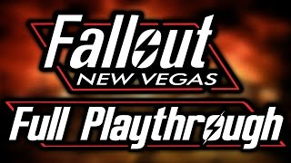 Fallout New Vegas Full Playthrough - No Commentary