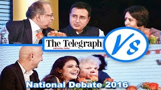 The Telegraph National Debate 2016 Full Video | Tolerance is the new intolerance debate