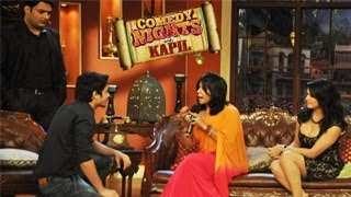 Ekta Kapoor's MARRIAGE PROPOSAL on Comedy Nights with Kapil 23rd March 2014 EPISODE