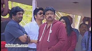 Nagarjuna RGV Movie Launch
