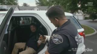 Dog Owner Arrested, Dog Doesn't Care