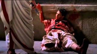 death of caesar  (brutus the end of)
