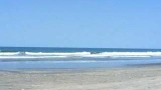 Gambia Beach November 08