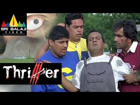 Thriller Hyderabadi | Hindi Latest Full Movies | R.K, Aziz, Adnan Sajid | Sri Balaji Video