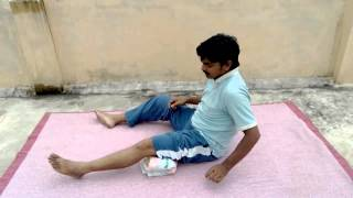 Knew Joint Pain Relife Exercises in Telugu Yoga Method Part 5