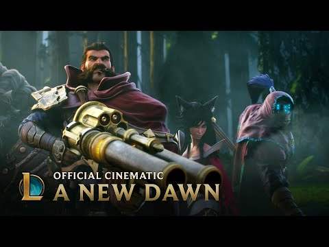 Xxx Mp4 A New Dawn Cinematic League Of Legends 3gp Sex