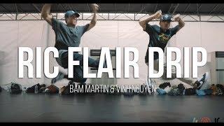 Ric Flair Drip - Offset & Metro Boomin' | Choreography by Bam Martin & Vinh Nguyen