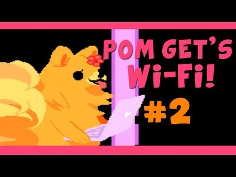 HOLY PERIOD MICROWAVE! - Pom Gets Wifi - Part 2