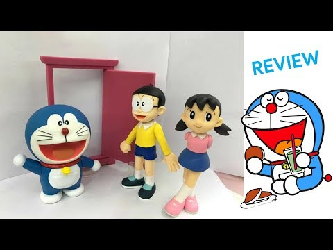 Xxx Mp4 GRV Doraemon Standing Nobita Hi Sizuka Action Figures Unboxing 3gp Sex