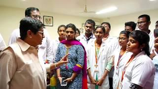 """College Mgt distresses Medical Students over Fee dispute"" | Dr. Kiran Bedi"