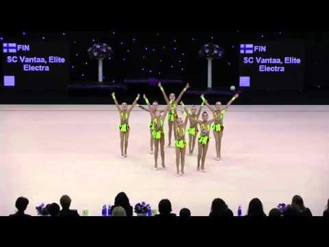 AGG 8-10y.SC Vantaa - Elite Electra.FIN * Miss Valentine 2016