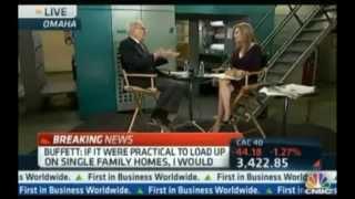 Warren Buffett on Investing in Single Family Rental Homes
