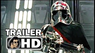 """STAR WARS: THE LAST JEDI """"Hold On"""" Official Trailer (2017) Sci-Fi Fantasy Movie HD"""