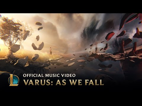 Xxx Mp4 Varus As We Fall OFFICIAL MUSIC VIDEO League Of Legends Music 3gp Sex