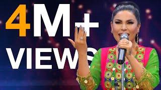 """قسیم بی آریانا - اجرای آهنگ """"پنجه بر در میزدم"""" توسط آریانا سعید"""