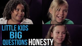 Can Lying Be a Good Thing? | Little Kids. Big Questions.