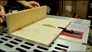 Fast and Easy Box Joint Jig