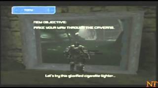 Iron Man-Playstation 2-Parte 1