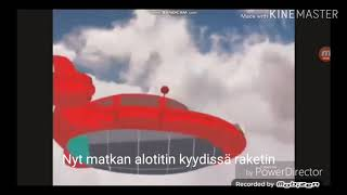 Little Einsteins Finnish Intro (Season 1) (Fandub) (Partial)