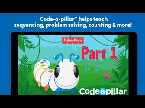Think & Learn Code a pillar Part 1 Coding Game for Preschoolers