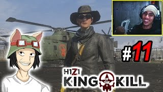 H1z1 KOTK Funny Moments w/ the Peenoise Squad #11 | GLITCH TO VICTORY?!