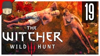 The Witcher 3: Wild Hunt - Ep.19 : Keira Metz Romance! (The Witcher 3 Gameplay / Walkthrough)