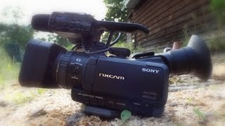 Sony HXR-NX70 Review
