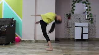 Gurnoor Dance Performance | Ankh lad jave sari raat neend na aave | Dance Cover