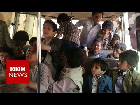 Xxx Mp4 Yemen Air Strike The School That S Lost 42 Children BBC News 3gp Sex