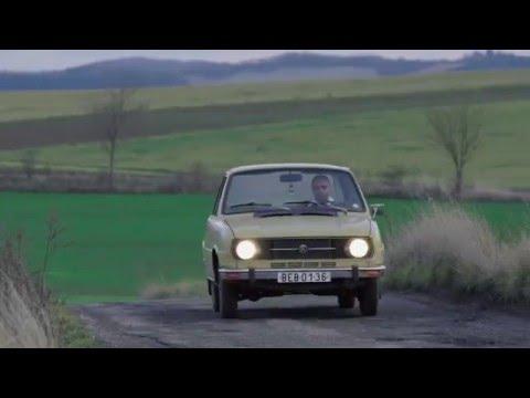 Škoda 105 L silvestrovsk� videotest