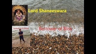 Lord Shaneeswara/Shani, - a bestower of bliss