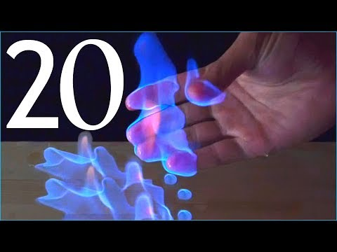 20 Amazing Science Experiments And Optical Illusions Compilation